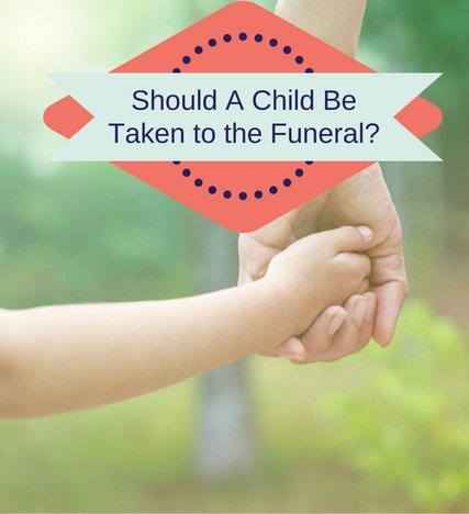 should a child be taken to a funeral
