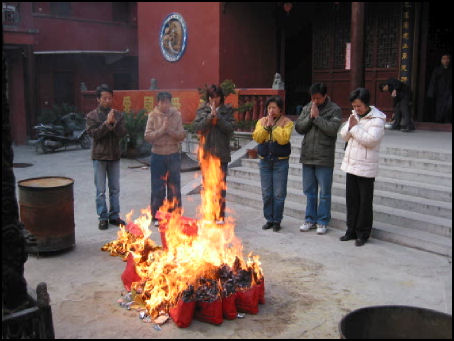 Chinese Cremation Service