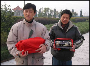 Cremation In China