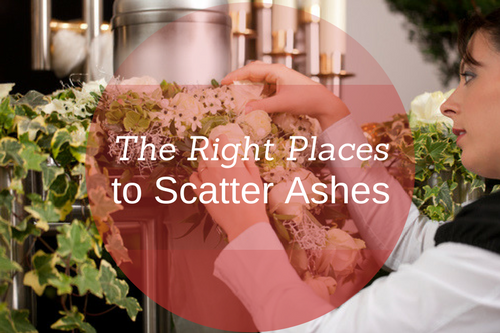 right places to scatter ashes