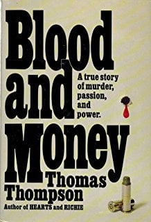blood and money by Thomas Thompson